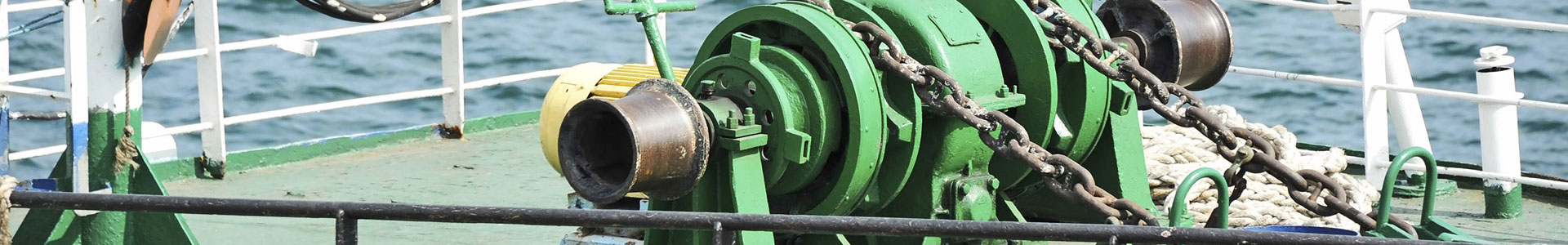 Anchor Handling Winches