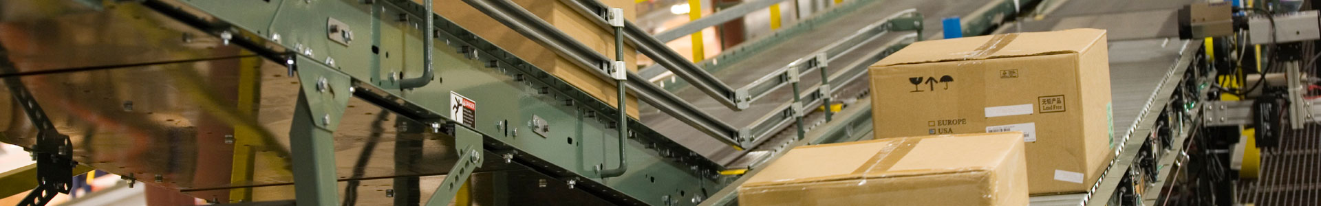Incline Decline Conveyor