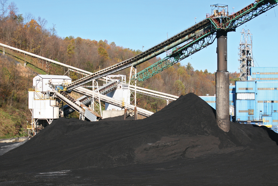 Incline Coal Mine Conveyors