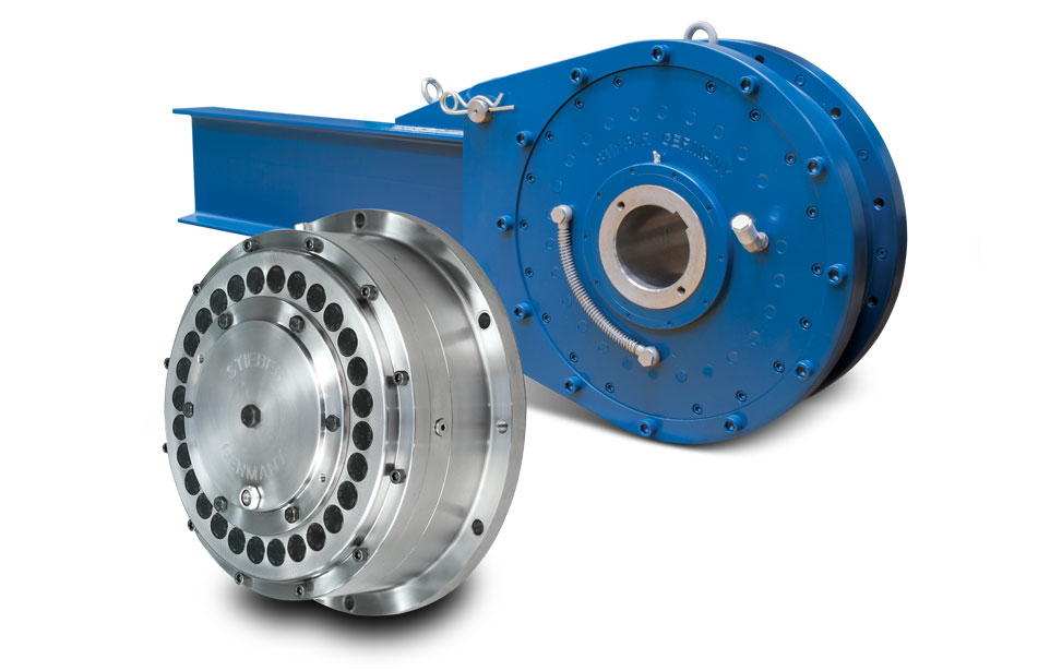 Stieber Clutch RDBK and RDBR 300