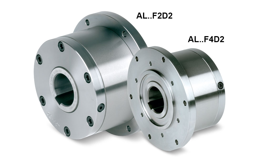 Stieber ALF2D2 and ALF4D2 Clutches