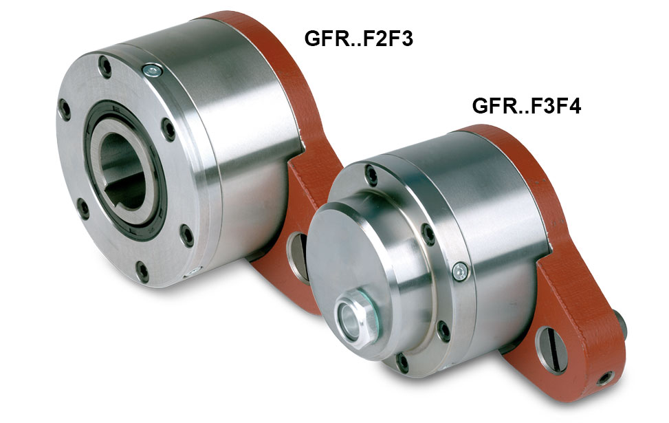 Stieber GFRF2F3 and GFRF3F4