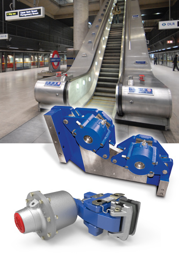 Twiflex MX and VCS-FL Escalator